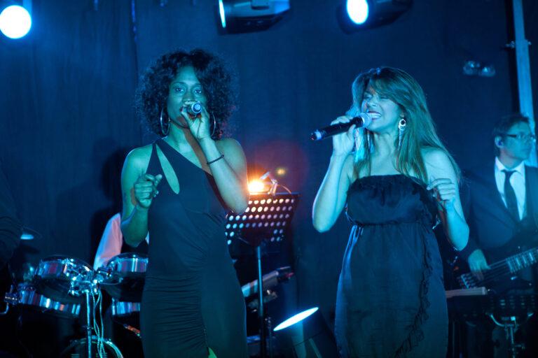 photo de chanteuse, soirée privée